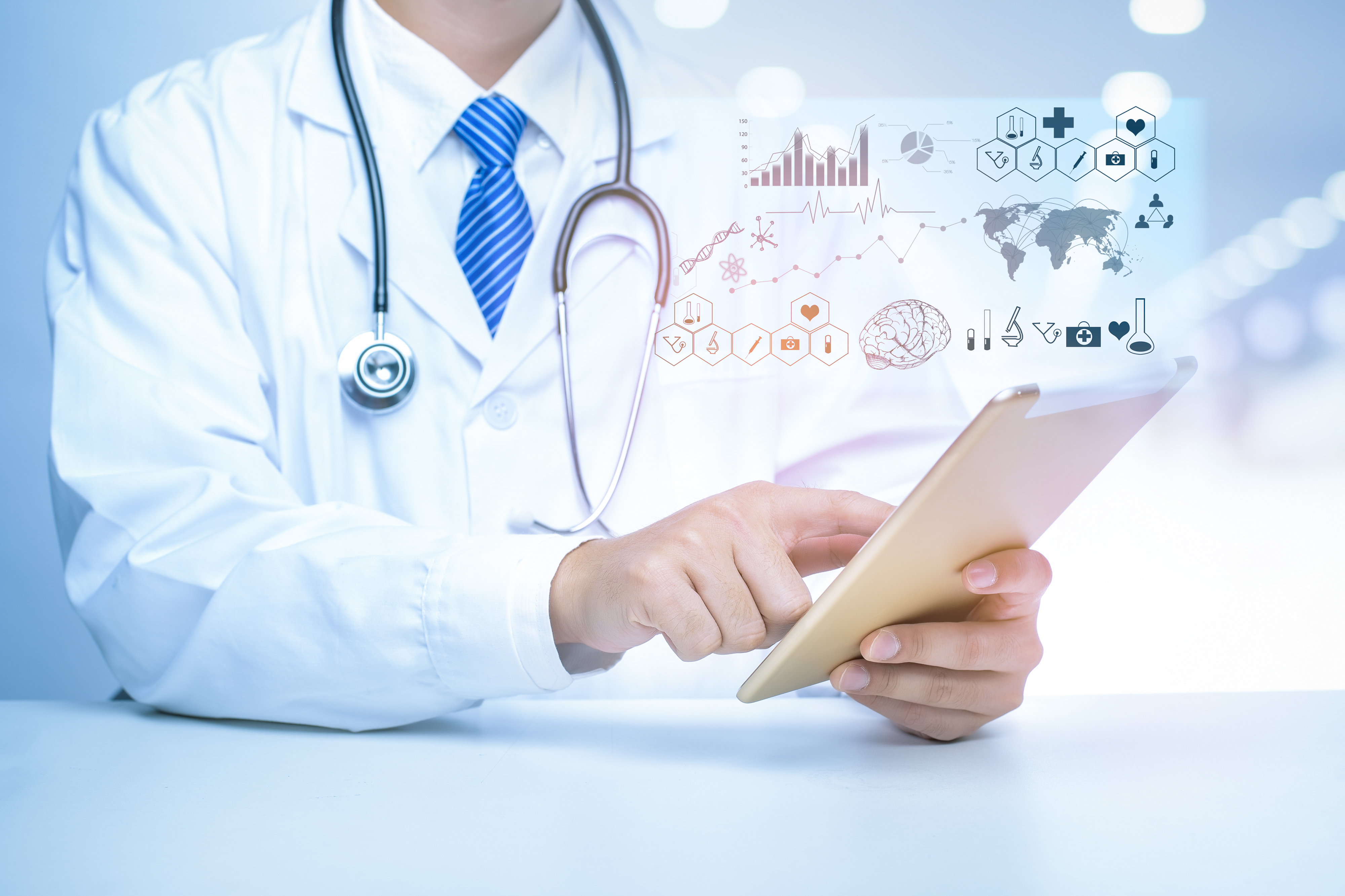 The Utilization of Colocation Data Centers in The Healthcare Industry