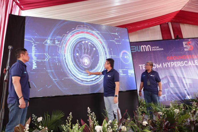 Make Way for Telkom Indonesia's HyperScale Data Centre